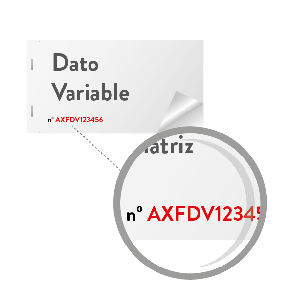 dato variable